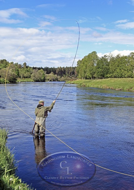 P. The Spey, Grantown Association water at Inverallan 0002-2.jpg